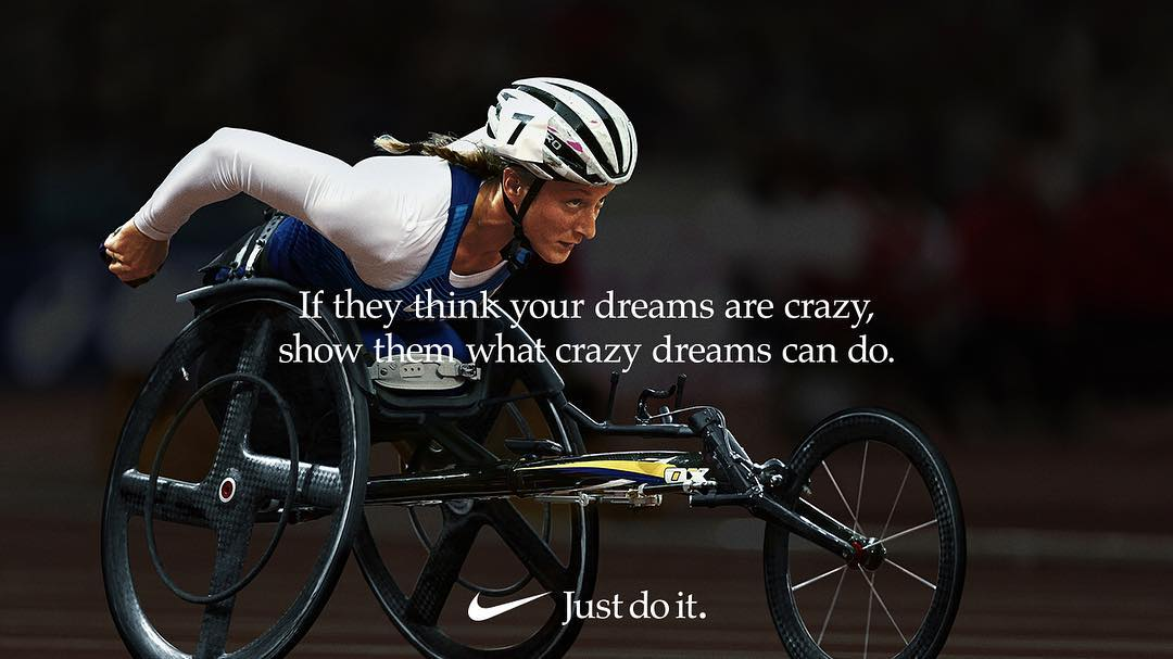 Nike S Dream Crazier Ad Teaches Us To Strive For More Inside That Ad